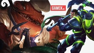 getlinkyoutube.com-SofM (Tahm Kench) vs Levi (Darius) | Gamek Showmatch 2 | Game 1