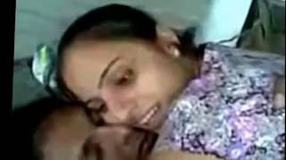 Young lovers enjoying at construction Building Leaked Video
