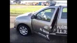 getlinkyoutube.com-Test Dacia Logan MCV Tce 90 Laureate