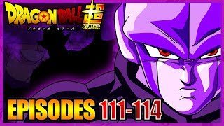 SYNOPSIS & PRÉDICTIONS DRAGON BALL SUPER ÉPISODES 111 À 114 - LPB #72