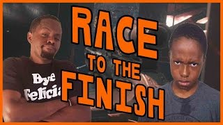 getlinkyoutube.com-HILARIOUS RACE TO THE FINISH! - Black Ops 3 Gameplay ft. Trent