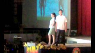 NDTC Kuyaw '09: The Saga Continues - Search for Mr. & Ms. Kuyaw'09 (College of Nursing) Part2