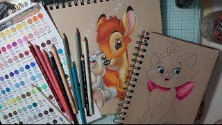 getlinkyoutube.com-prismacolor pencil tutorial