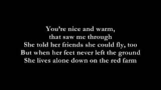 getlinkyoutube.com-Thea Gilmore - Red Farm - Lyrics