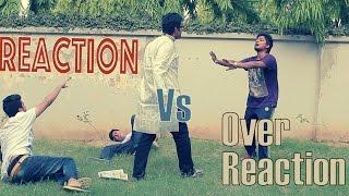 getlinkyoutube.com-Bengali Reaction VS Over Reaction