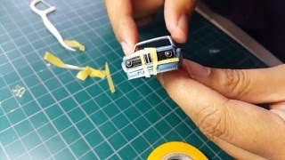 getlinkyoutube.com-Diecast Custom How to Touch up Detailing ep.1