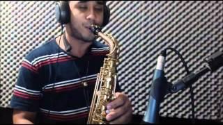 Quão Grande é o meu Deus - Saxofonista Lucas Mota width=