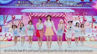 Twice - Candy Pop PV [Eng/Rom/Kanji] HD