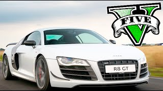 getlinkyoutube.com-GTA V PC MOD AUDI R8 GT !! SUPER COCHE COMO MOLA TUNNING GTA 5 MODS PC Makiman