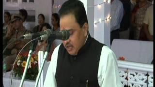Shri. Natubhai G. Patels (MP, D&NH), Speech on 60th Liberation Day on 2nd Aug 2013. width=