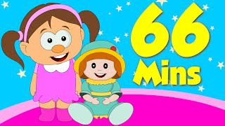 Miss Polly Had A Dolly | Nursery Rhyme | Plus Lots More Popular Nursery Rhymes Collection For Babies