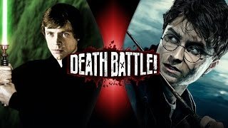 getlinkyoutube.com-Luke Skywalker VS Harry Potter | DEATH BATTLE! | ScrewAttack!