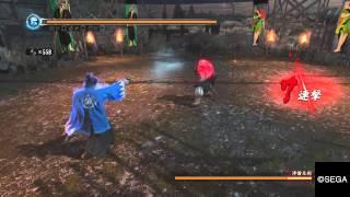 getlinkyoutube.com-PS4 龍が如く 維新! 達人級 闘技場 強者の宴をプレイ