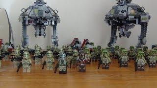 getlinkyoutube.com-My LEGO Clone Army, 41st Elite Kashyyyk Clone Army Addition