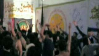 Punjabi Nohay 7th Muharram 1433 AH 2011-2012 Macerata ( italy