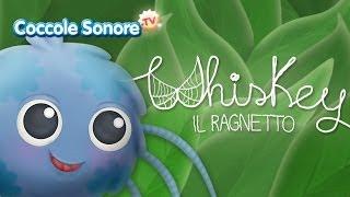 getlinkyoutube.com-Whiskey il ragnetto - Canzoni per bambini di Coccole Sonore