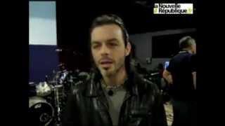 Nuno Resende à propos de la tournée The Voice 2013