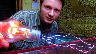 getlinkyoutube.com-Как сделать генератор высокого напряжения за 15 минут