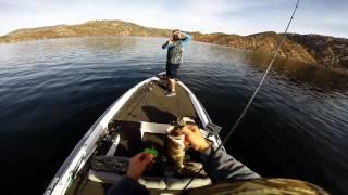 getlinkyoutube.com-Fall Bass Fishing San Vicente 2016