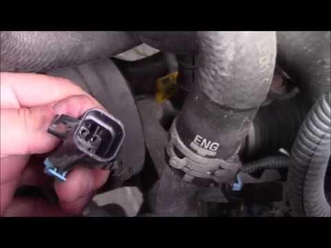 P0031, P0037, P0135, P0141 GM Ecotec 2.2L check engine codes