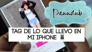 getlinkyoutube.com-TAG DE LO QUE LLEVO EN MI IPHONE