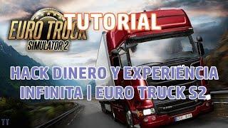 getlinkyoutube.com-[Tutorial] Cómo tener experiencia y dinero infinito en Euro Truck Simulator 2