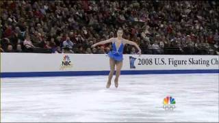 getlinkyoutube.com-2008 US Nats Ashley Wagner SP NBC