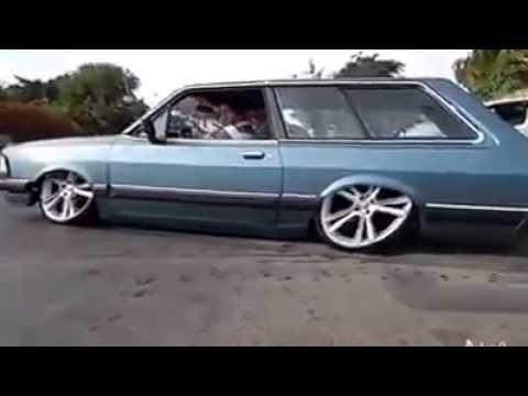 Ford Belina rebaixada com rodas Volcano Laki aro 20