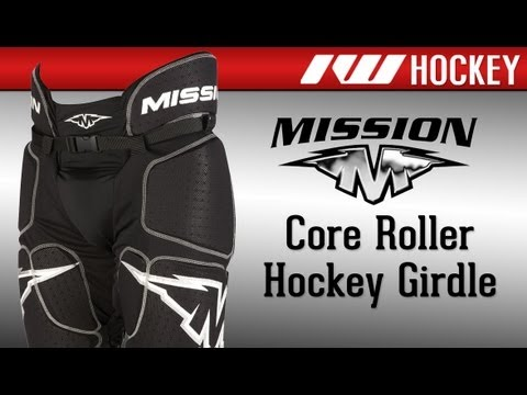 Mission Core Roller Hockey Girdle Review