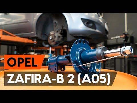 Где у Opel Insignia Hatchback находятся рычаги передней подвески