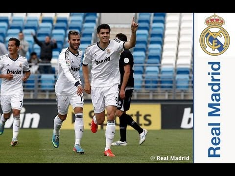 3-1: A win against Lugo to sentence Castilla's permanence