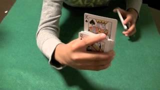 getlinkyoutube.com-[#1]【小学生でもできるマジック☆】選んでもらったカードを当てるマジック1