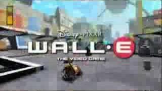 getlinkyoutube.com-Wall-E (Wii)-Trailer