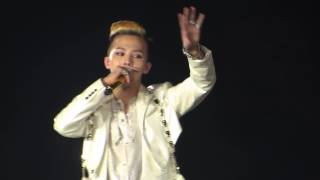 getlinkyoutube.com-[FANCAM] G-Dragon - Gwiyomi + Honey/Baby Battle [G-Dragon World Tour - One of a Kind HK 130518]