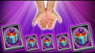 Opening 5 Special Hero Cards!!!