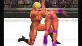 getlinkyoutube.com-SvR2007 Female Bodybuilder vs Bikini Girl