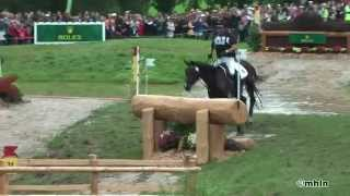 getlinkyoutube.com-Cross des Jeux Equestres Mondiaux au Haras du Pin 2014 (full HD)