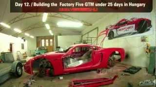 getlinkyoutube.com-Factory Five GTM building under 25 days! - TIMELAPS VIDEO - VEZESD.HU