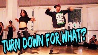 getlinkyoutube.com-TURN DOWN FOR WHAT - DJ Snake ft Lil Jon Dance | @MattSteffanina Choreography (Beg/Int)