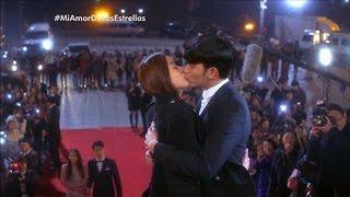getlinkyoutube.com-Mi Amor de las Estrellas - Telefe : El momento más emotivo: Min Joon y Song-Yi vencen al tiempo.