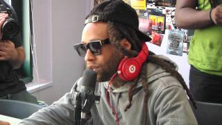 getlinkyoutube.com-Ty Dolla Sign Interview at Windy City Underground