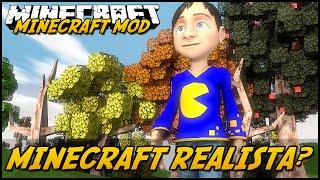 getlinkyoutube.com-Minecraft Mod: MINECRAFT REALISTA! (Carros, Computador e TV's // Real Life Mod)