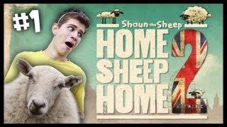 getlinkyoutube.com-Home Sheep Home 2 - London [Slovenský letsplay] - Ep. 1 - Závod na dialnici!