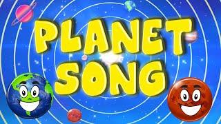 getlinkyoutube.com-Planet Song | The Solar System Song | Preschool Learning | Kid Songs and Nursery Rhymes