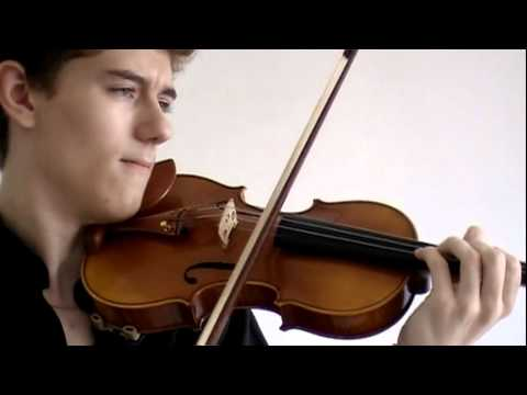 J.S.Bach - Sonata III for solo violin -  Allegro assai