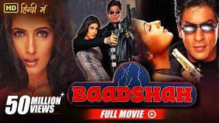 Baadshah | Full Hindi Movie | Shahrukh Khan, Twinkle Khanna, Deepshikha | Full HD 1080p width=