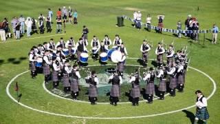 getlinkyoutube.com-Pipe Band Club Australia, Grade 2, Medley, Australian Championships 2016