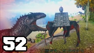 getlinkyoutube.com-DINOSAURIO ASESINO | ARK: Survival Evolved #52 Con Mods