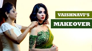 getlinkyoutube.com-Vaishnavi gets a makeover - Get Stylish with Poornima Indrajith