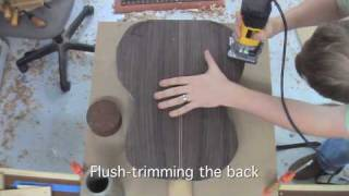 getlinkyoutube.com-Build a Guitar, Part 8, Assembly